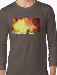 .Her Fire Tree Long Sleeve T-Shirt