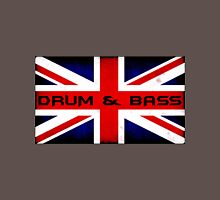 UK Drum and Bass Unisex T-Shirt