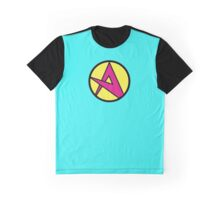 Emperor Awesome's A - Wander Over Yonder Graphic T-Shirt