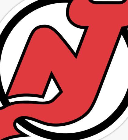 Devils Logo Sticker