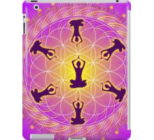 Yoga Mandala iPad Case/Skin