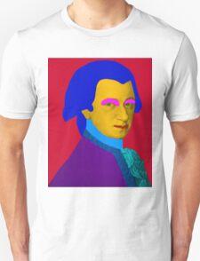 Mozart pop Art Unisex T-Shirt