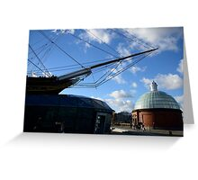 Greenwich Greeting Card
