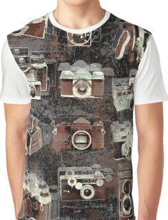 Vintage cameras Graphic T-Shirt