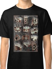 Vintage cameras Classic T-Shirt