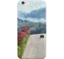Ride On Into Franklin On The Merle Dryman Parkway iPhone Case/Skin