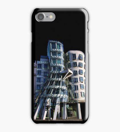 *•.¸♥♥¸.•*The Dancing House Prague-Various Apparel*•.¸♥♥¸.•* iPhone Case/Skin