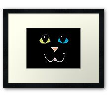 Here Kitty, Kitty ... #3 Framed Print