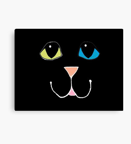 Here Kitty, Kitty ... #3 Canvas Print