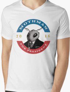 2016 Mothman Campaign Memorabilia Mens V-Neck T-Shirt