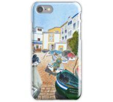 Burgau, Algarve.  by John Rees iPhone Case/Skin