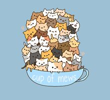 Cup of Mews - Cats Unisex T-Shirt