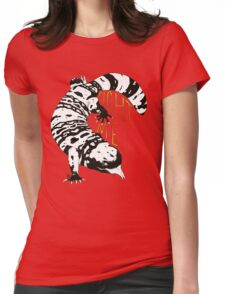 Gila Monster Womens Fitted T-Shirt