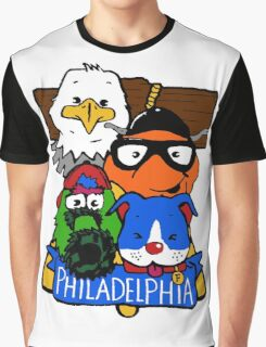 Philly Sporps! Graphic T-Shirt