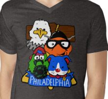 Philly Sporps! Mens V-Neck T-Shirt