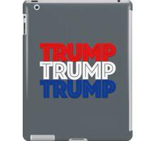 TRUMP TRUMP TRUMP iPad Case/Skin