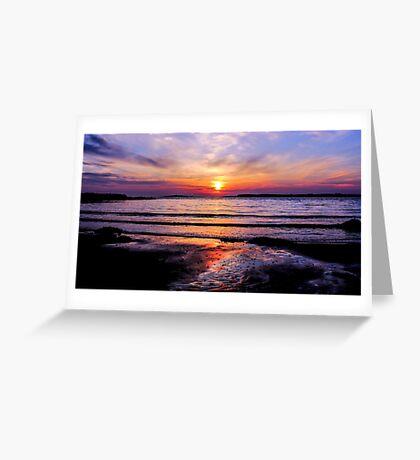 Dawn Delight Greeting Card