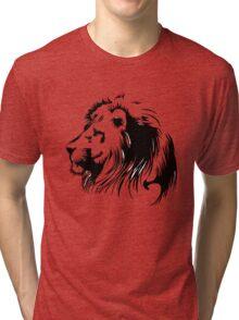 Lion Vector Tri-blend T-Shirt