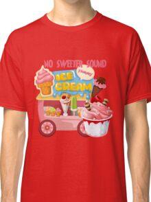 No Sweeter Sound Ice Cream Truck Classic T-Shirt