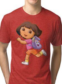 Dora Tri-blend T-Shirt