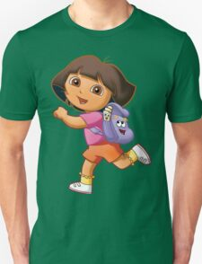 Dora Unisex T-Shirt