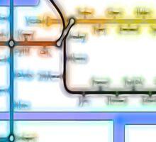 Vancouver Transit Network Sticker