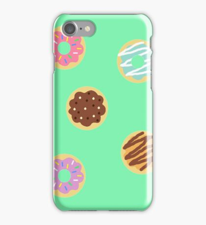 Delicious Donuts  iPhone Case/Skin