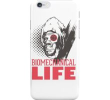 Planet of the Apes: Biomechanical Life iPhone Case/Skin
