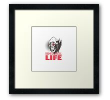 Planet of the Apes: Biomechanical Life Framed Print