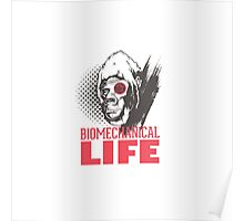 Planet of the Apes: Biomechanical Life Poster