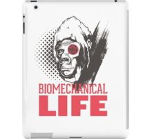 Planet of the Apes: Biomechanical Life iPad Case/Skin