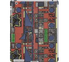 THE WORLDS UGLIEST PLACEMAT DESIGN iPad Case/Skin