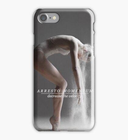 Arresto Momentum spell iPhone Case/Skin