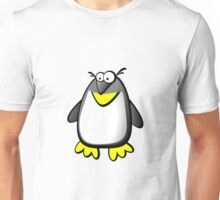 Silly penguin Unisex T-Shirt