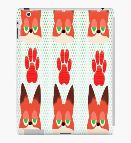 Dumb Fox iPad Case/Skin