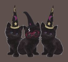 Cute Kittens One Piece - Short Sleeve
