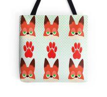 Dumb Fox Tote Bag