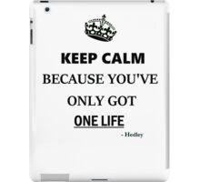 Hedley  iPad Case/Skin