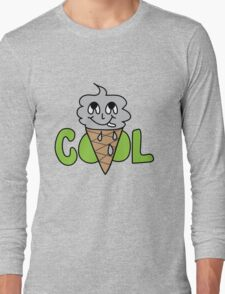COOL CONE Long Sleeve T-Shirt