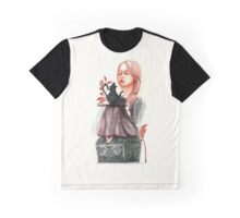 Alice Through the Looking-Glass Graphic T-Shirt