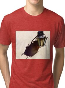 Sconce and Shadow Tri-blend T-Shirt