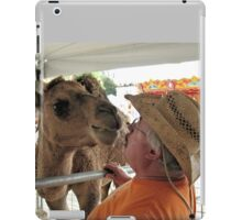 """""""Face to Face""""... prints and products iPad Case/Skin"""