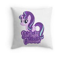 Starlight Glimmer Throw Pillow