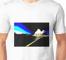 Sydney Opera House 8 Colour Unisex T-Shirt