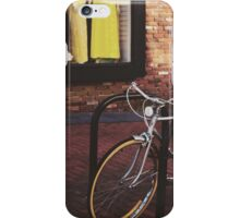 Byecycle iPhone Case/Skin