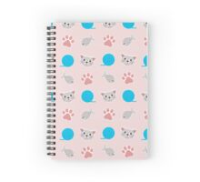 Itty Bitty Kitty Committee Spiral Notebook