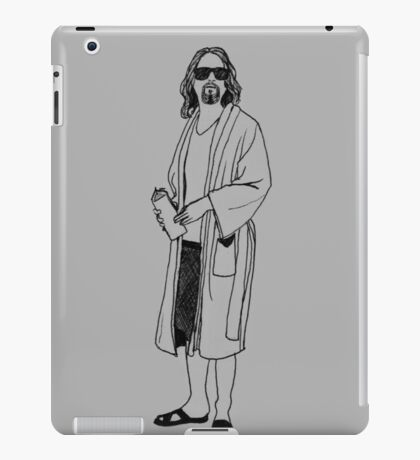 DUDE II iPad Case/Skin
