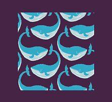 Blue Whales Unisex T-Shirt