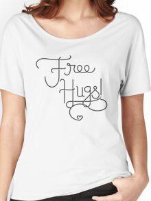 Free Hugs! Women's Relaxed Fit T-Shirt