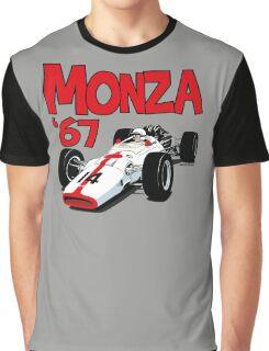 1967 Honda RA300 F1 Car Graphic T-Shirt